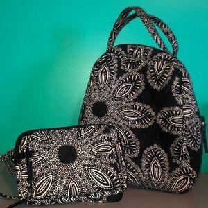 Blanco Boquet Lunch Bag